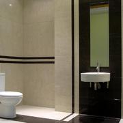 大气卫生间瓷砖设计
