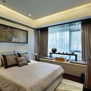 高档卧室榻榻米装修设计