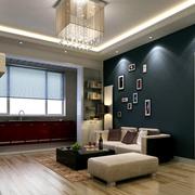 时尚小户型客厅装修设计