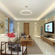 都市小户型客厅装修设计
