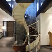 都市朴素家用楼梯装修设计