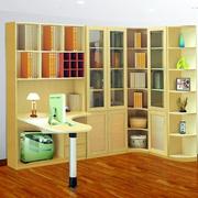 时尚书柜设计