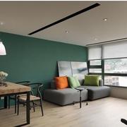 清新欧式单身公寓装修