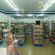 精致小户型超市货架设计