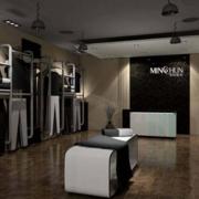 都市服装店展示设计
