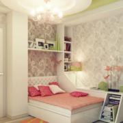 大气家居小卧室设计