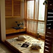 精致卧室榻榻米装修设计