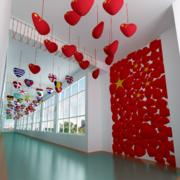 精装幼儿园墙绘设计装修