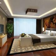 精致新中式卧室装修