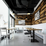 简约餐馆设计