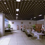都市小户型展厅设计