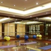 靓丽小户型瑜伽房装修设计