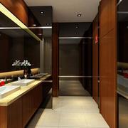 精致酒店公厕设计