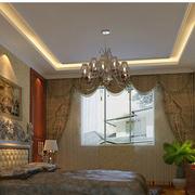 典雅欧式别墅卧室装修设计