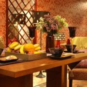 精致餐厅餐桌设计