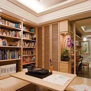 精致书柜设计