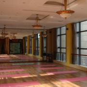 活泼小户型瑜伽房装修设计