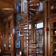 大气家用楼梯装修设计