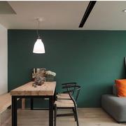时尚餐厅欧式单身公寓装修