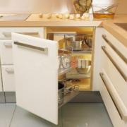 暖色调厨房模板