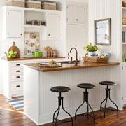 厨房整体设计图