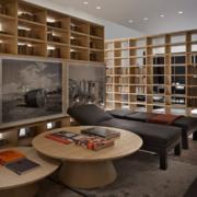 现代室内设计整体图