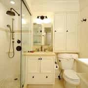 卫生间梳妆台图