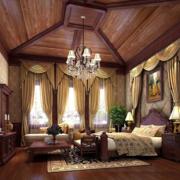 卧室的整体设计图