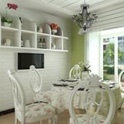 现代客厅桌椅图