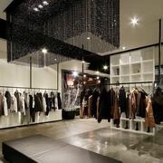 精致的服装店设计