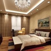 精致的卧室吊顶设计