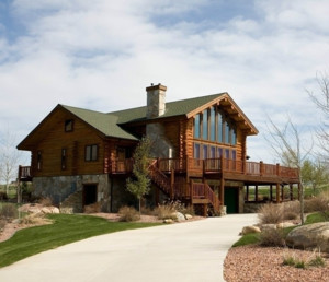 现代木屋整体设计