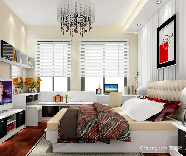 创意led天花灯家居装饰设计装修效果图