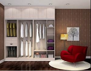90平米奢华精致的索菲亚衣柜装修效果图