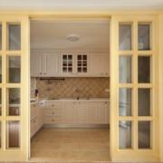 厨房门整体设计