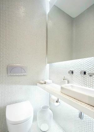 简约成就经典 现代卫生间设计装修效果图鉴赏