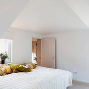 现代卧室吊顶图