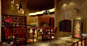 酒吧整体设计