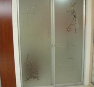 现代卫生间门装修