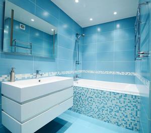 90平米大户型超级豪华的欧式浴室装修效果图