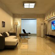 客厅背景墙造型图