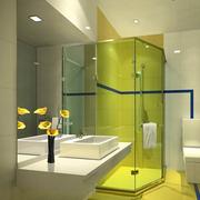 现代唯美的卫生间设计