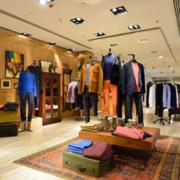 现代服装店整体设计