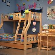 精美的儿童床设计图
