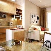 欧式厨房设计