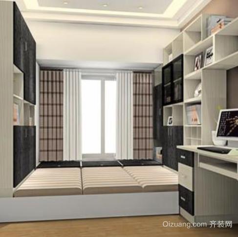 2015最新卧室榻榻米装修效果图