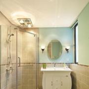 现代卫生间吊顶图