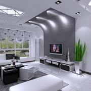 精致室内灯光设计