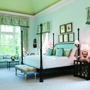 卧室飘窗整体设计