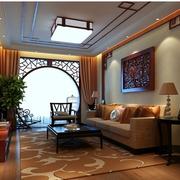 精致的客厅飘窗设计
